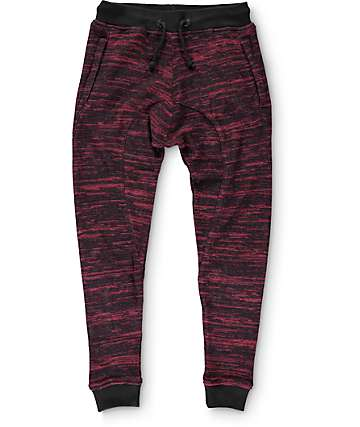American Stitch Marled Jogger Pants