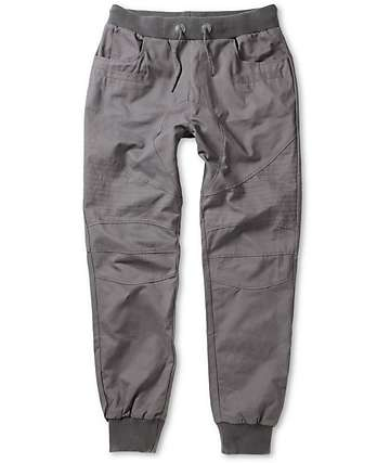 American Stitch Moto Twill Jogger Pants