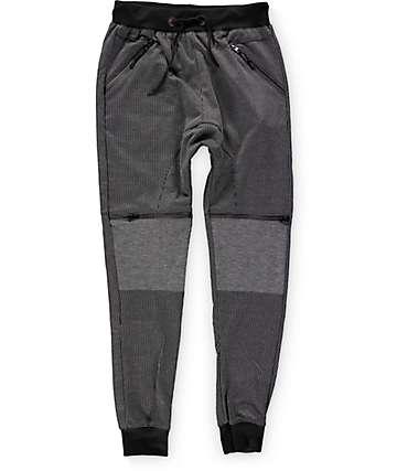 American Stitch Pinstripe Jogger Pants