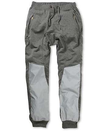 American Stitch Reflective Leg Jogger Pants