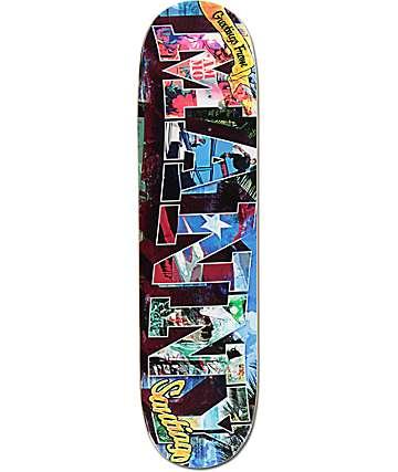 "Ammo Manny Postcard 8.0"" Skateboard Deck"