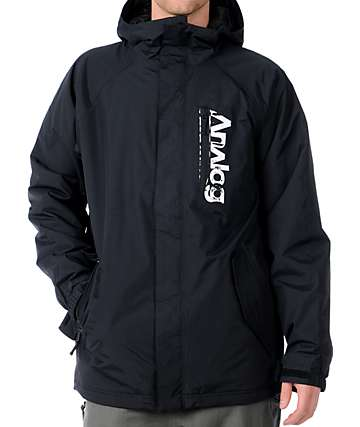 Analog Accord 10K Black Snowboard Jacket