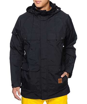 Analog Anthem Black 10K Snowboard Jacket