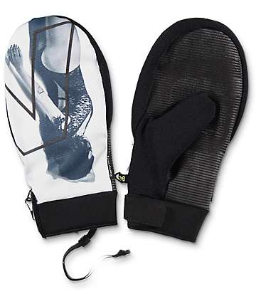 Analog x Visual Avatar Snowboard Mittens