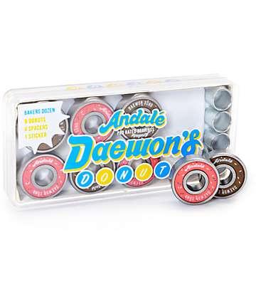 Andale Daewon's Donuts Skateboard Bearings