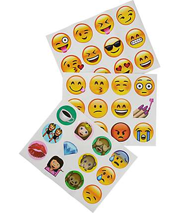Ankit Emoji Wall Decals