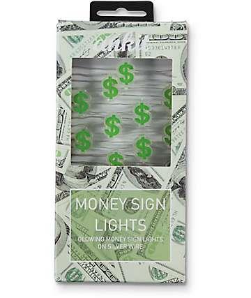 Ankit Money Glowing String Lights