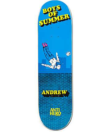 "Anti Hero Allen Boys Of Summer 8.4"" Skateboard Deck"