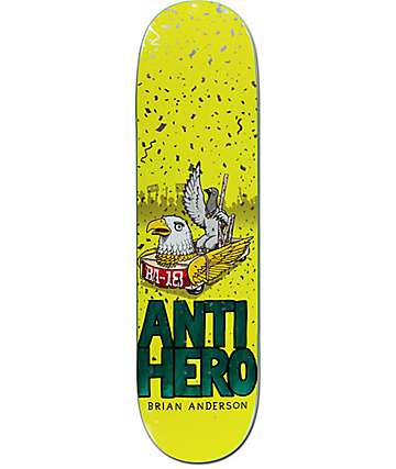 "Anti Hero BA First 8.25"" Skateboard Deck"