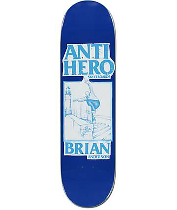 "Anti Hero BA Lance Art 8.38"" tabla de skate"