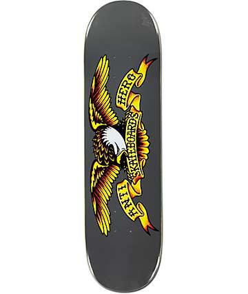 "Anti Hero Classic Eagle Logo 8.25"" Skateboard Deck"