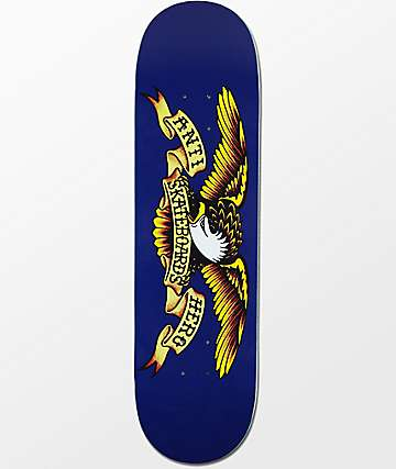 "Anti Hero Classic Eagle XL 8.5"" tabla de skate"