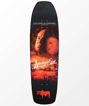 """Anti-Hero Grosso Apocalypse Cow 9.25"""" Skateboard Deck"""