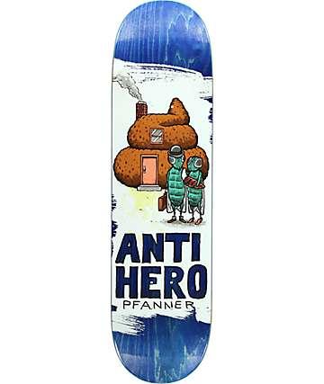 "Anti-Hero Pfanner Its All Shit 8.25"" tabla de skate"