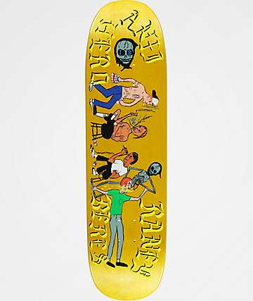 "Anti Hero Raney Clubhouse 8.63"" Skateboard Deck"