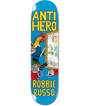 "Anti Hero Robbie Russo 8.25"" Skateboard Deck"