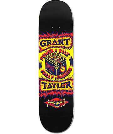 "Anti Hero Taylor Power Built 8.25"" Skateboard Deck"