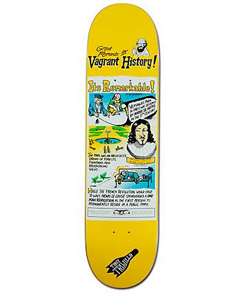 "Anti Hero Trujillo Vagrant History 8.06"" Skateboard Deck"