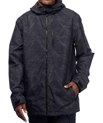 Aperture Big Bang 10K chaqueta de snowboard en negro