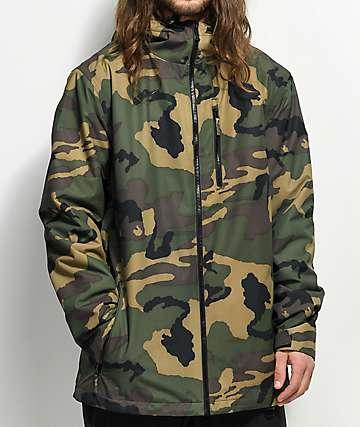 Aperture Big Bang Camo 10K Snowboard Jacket