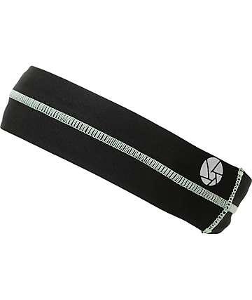 Aperture Black Headband