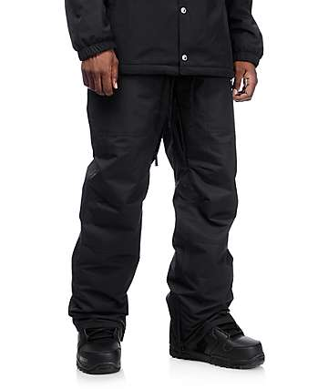 Aperture Boomer 10K Black Snowboard Pants