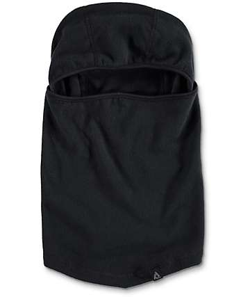 Aperture Civil Black Balaclava Mask