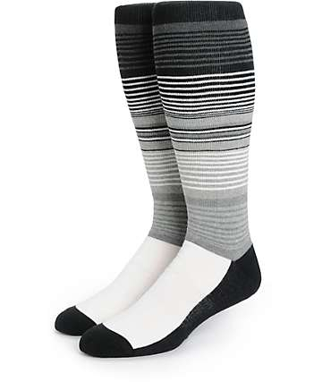 Aperture Cooler Stripe Snowboard Socks