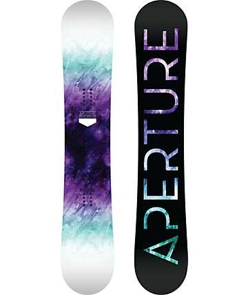 Aperture Cosmo 145cm Women's Snowboard