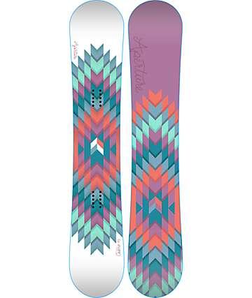 Aperture Cosmo 145cm tabla de snowboard para mujer
