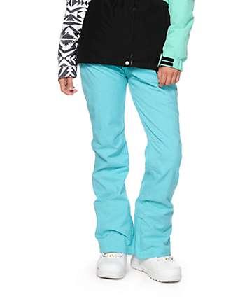 Aperture Crystaline Blue 10K Snowboard Pants