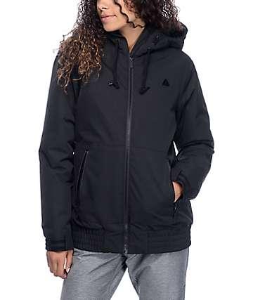 Aperture Harvest Black 10K Snowboard Jacket