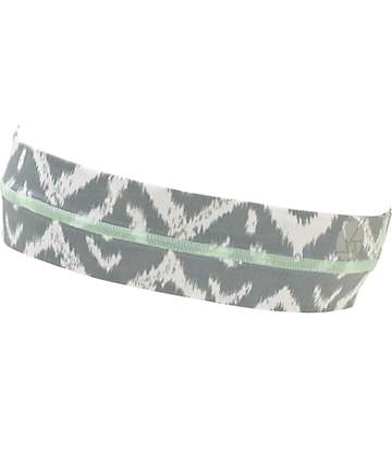 Aperture Monet Mint & Tribal Headband
