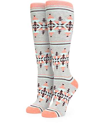 Aperture Multi Tribal Snowboard Socks