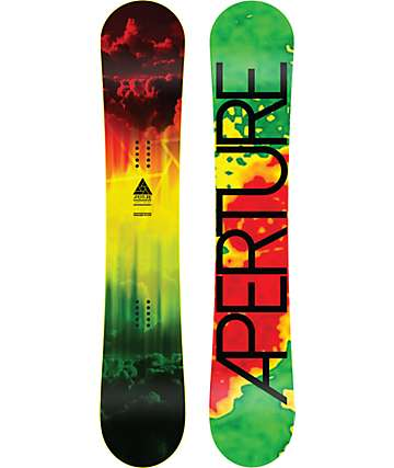 Aperture Spectrum 158cm Snowboard