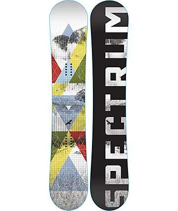 Aperture Spectrum 159cm tabla de snowboard ancha
