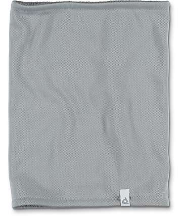 Aperture Switch Grey Neck Gaiter