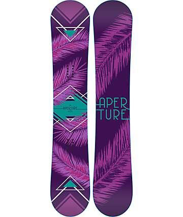 Aperture Vice 145cm tabla de snowboard para mujer