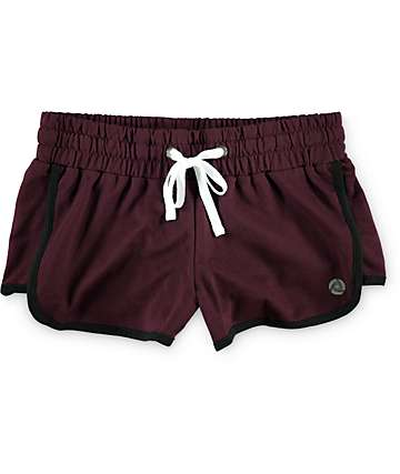 Aperture Windham Blackberry Runner Shorts