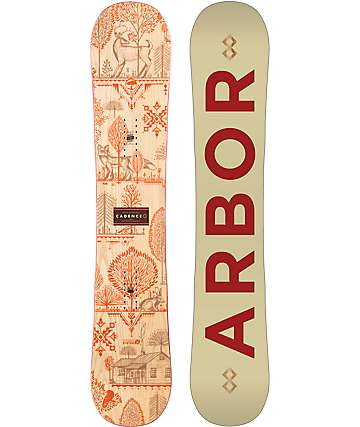 Arbor Cadence 143cm Women's Snowboard