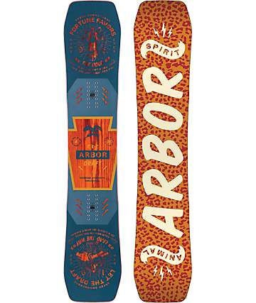 Arbor Draft 154cm Snowboard