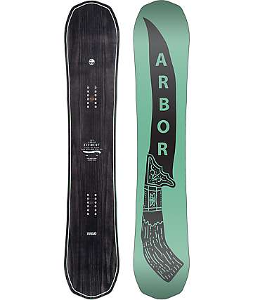 Arbor Element 158cm Wide Snowboard