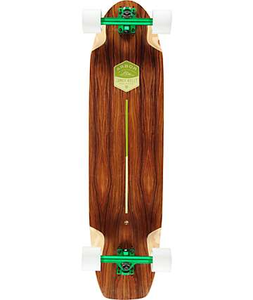 "Arbor James Kelly 38.50"" Longboard Complete"