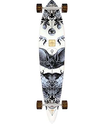 "Arbor Timeless 42"" pintail longboard completo"