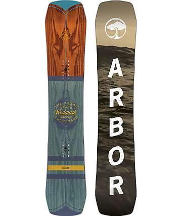 Arbor Westmark 154cm Wide Snowboard
