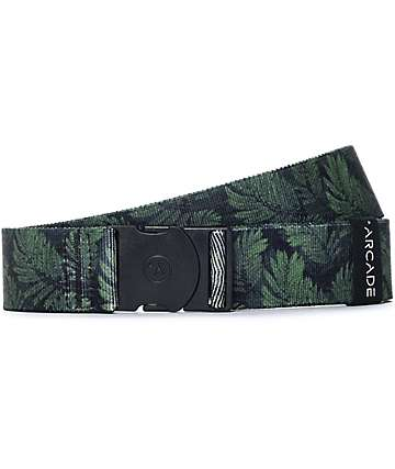 Arcade Deep Cover Green Belt