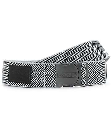 Arcade Hemingway Heather Grey Clip Belt