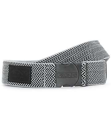 Arcade Hemingway cinturón sujetador en gris jaspeado