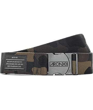 Arcade Sierra cinturón sujetador camuflado