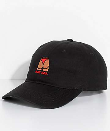 Artist Collective Dat Ass Black Strapback Hat
